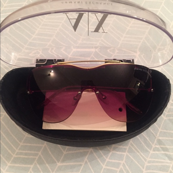 4766cef70605 Authentic Armani Exchange sunglasses
